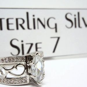 Sterling Silver Ring #3